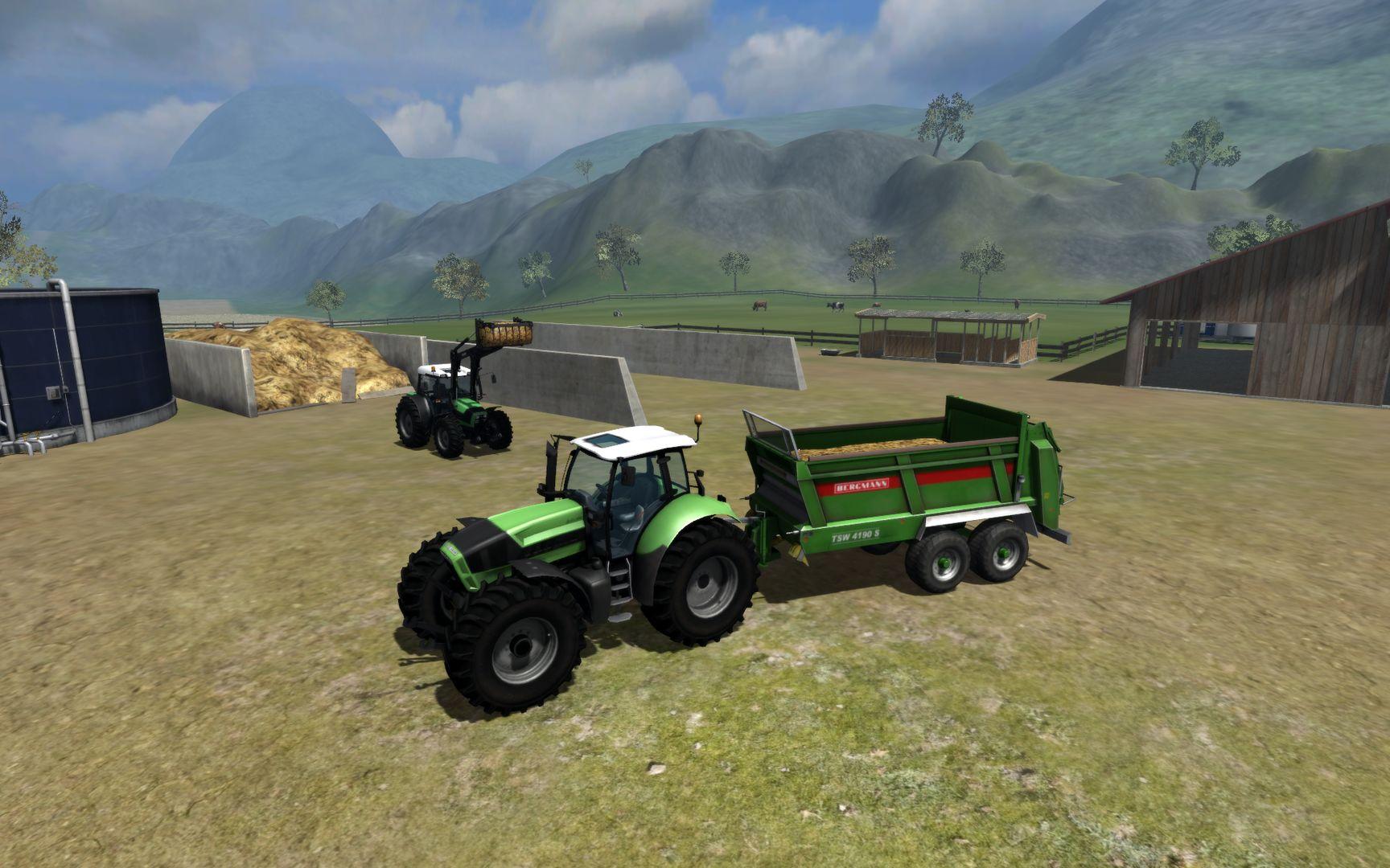 landwirtschafts simulator 2011 dlc pack 2 galerie gamersglobal. Black Bedroom Furniture Sets. Home Design Ideas
