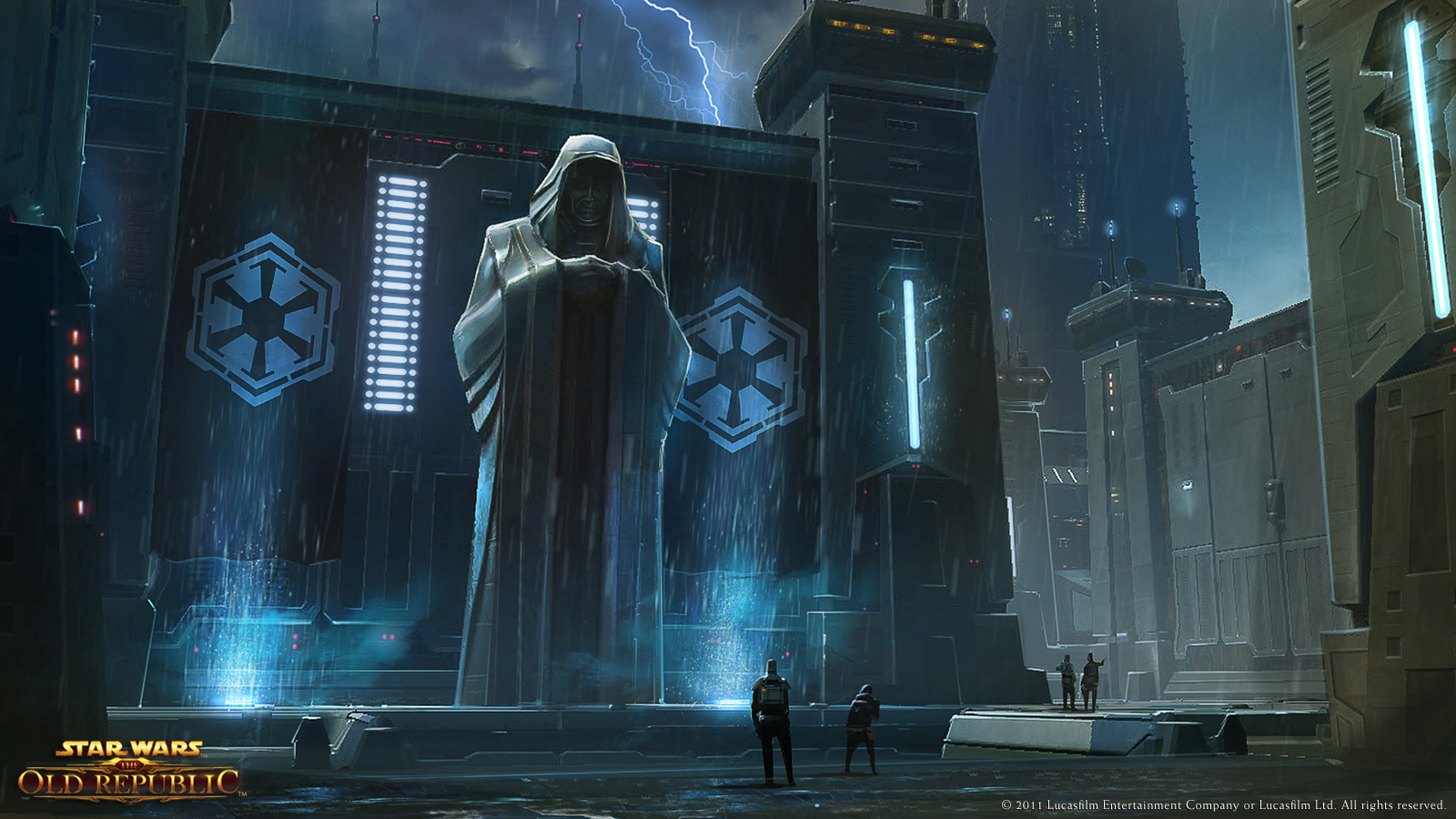 Star Wars - The Old Republic (Concept Art) - Screenshot ...