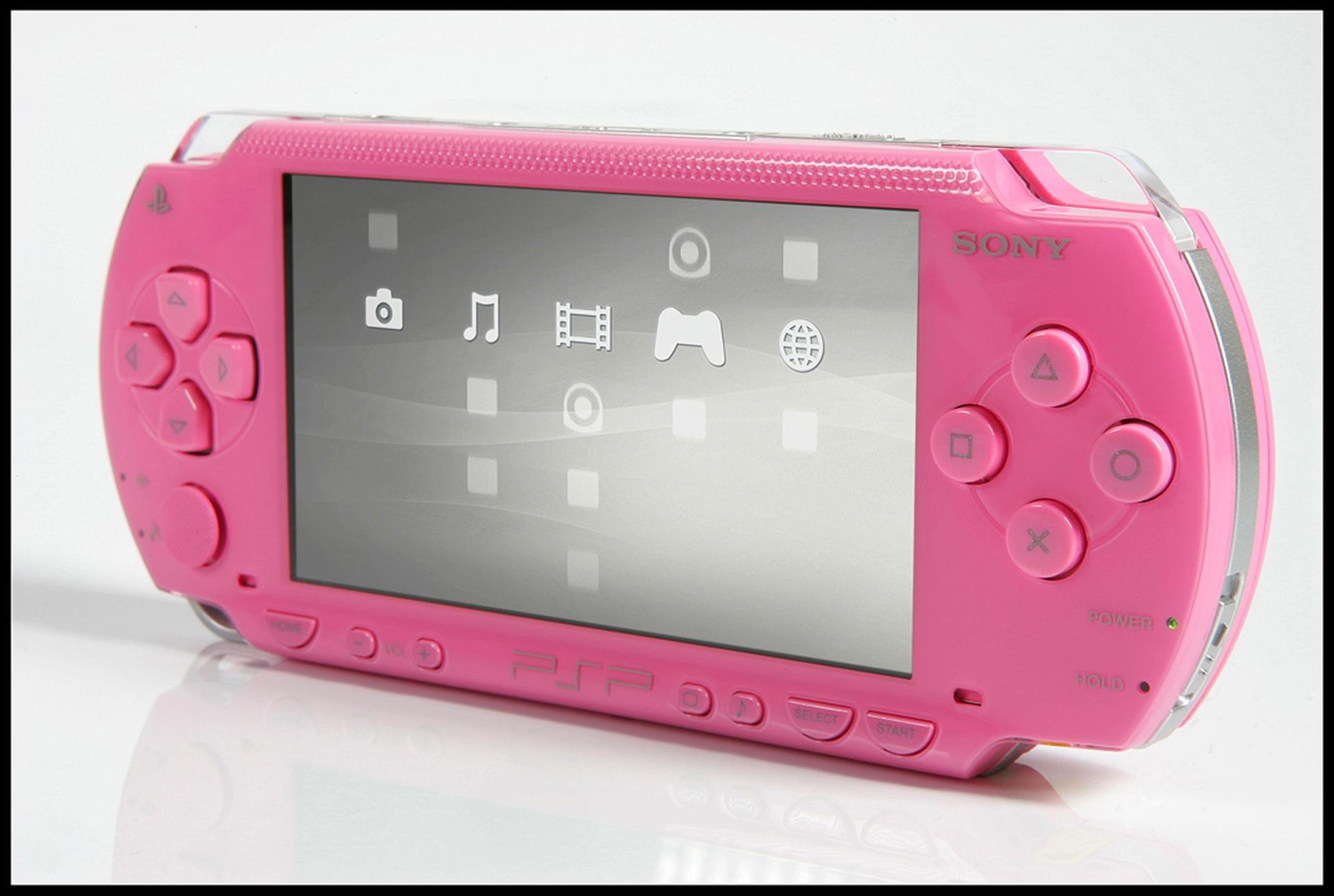 PSP 1000 (Herstellerbilder) - Screenshot-Galerie