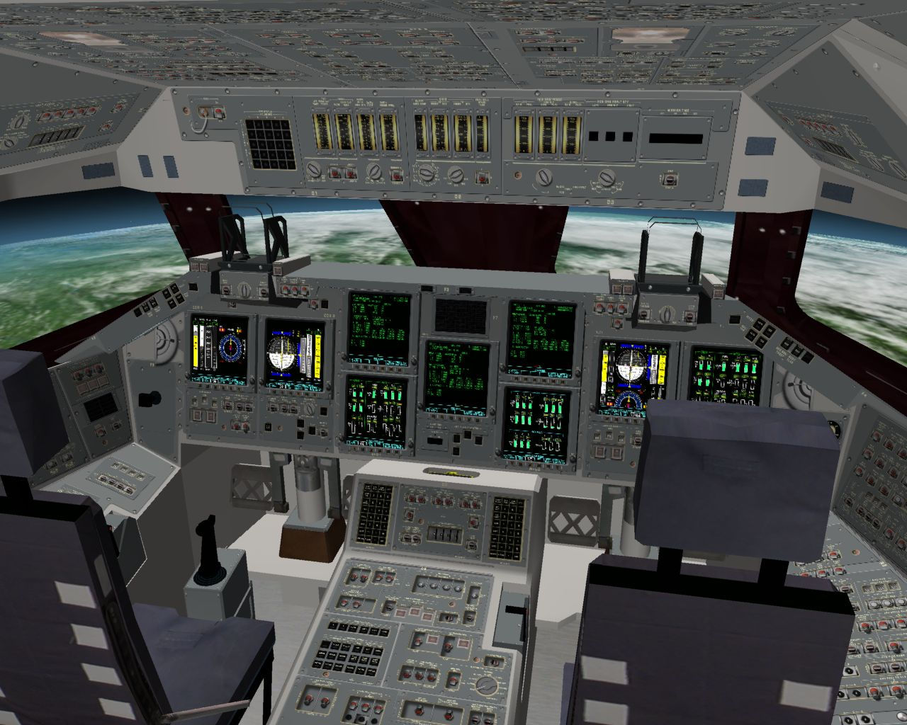 space shuttle simulator 2010 - photo #2