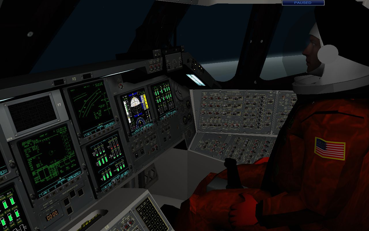 space shuttle simulator 2010 -#main