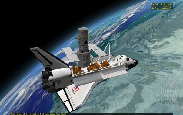 space shuttle simulator 2010 - photo #8
