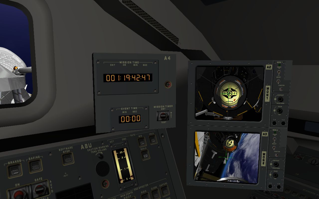 space shuttle mission simulator - photo #8