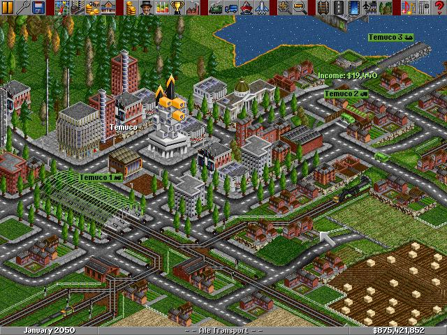 1Transport Tycoon Deluxe Free Download