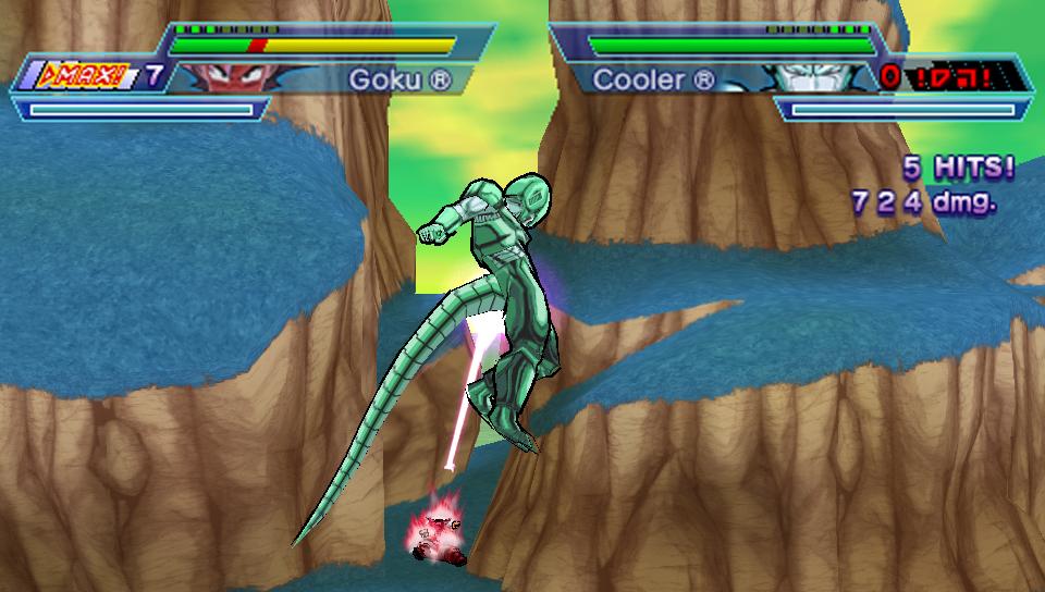 Dragonball Z Shin Budokai 2 Save File - crelinoa