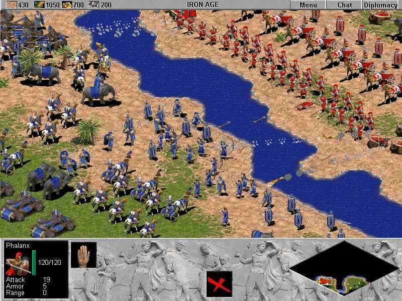 Age of Empires» est un jeu de stratégie en temps réel où l'on doit gérer sa tribu ...  de CD de jeu requis dépend du nombre de joueurs : 1 CD pour 1 à 3 joueurs, 2  CDs pour 4 à 6 joueurs, 3 CDs pour 7 et 8 joueurs. ... Problème lié au tribut  gratuit de Palmyre sur l'arbre complet des ... Télécharger le jeu ... PC Savegames