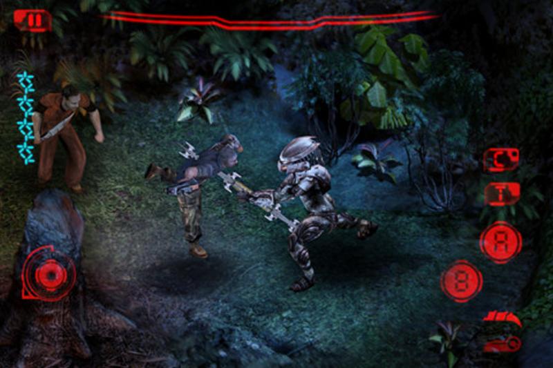 Predators game