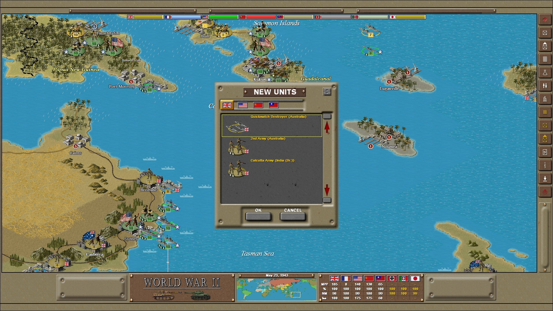 Strategic Command: WWII Global Conflict - Gold