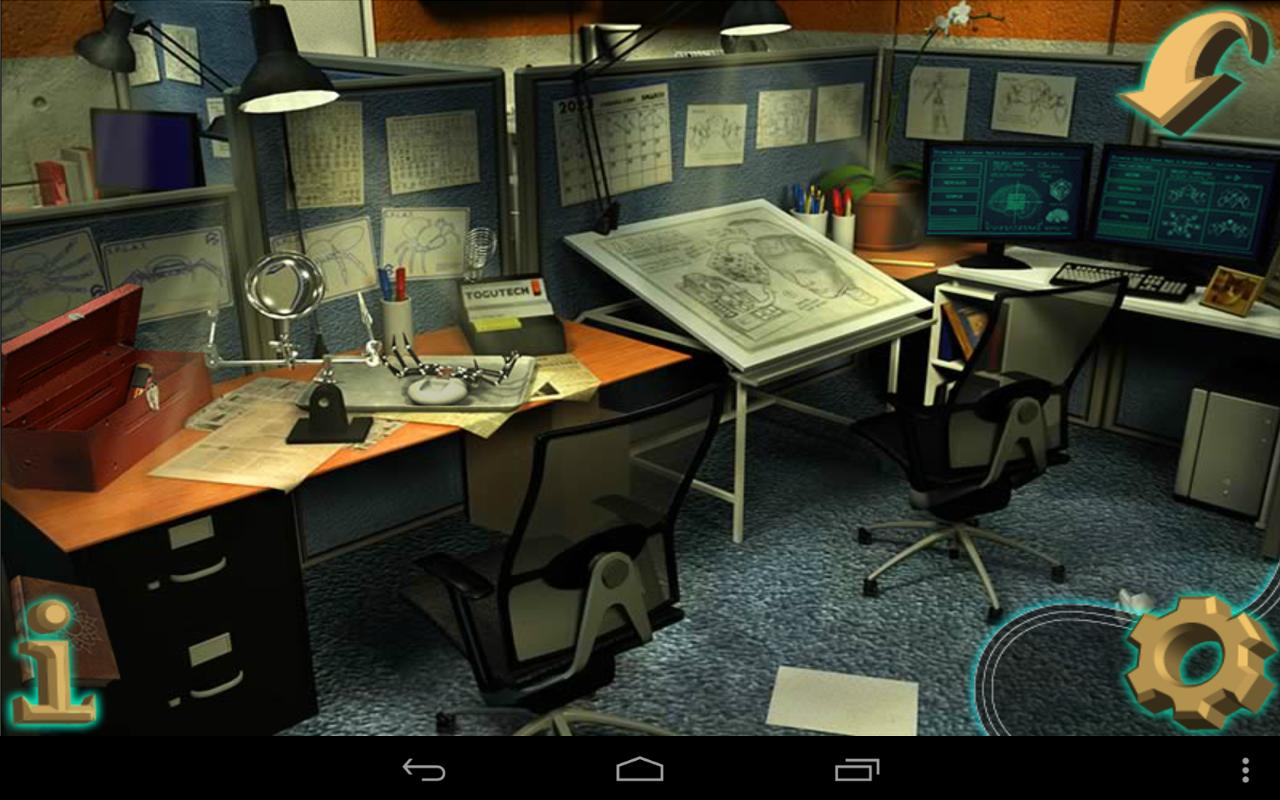 The Secret Of Chimera Labs Herstellerbilder Android Screenshot Galerie