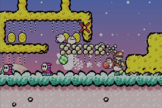 Per Mario Advance  Yoshi S Island