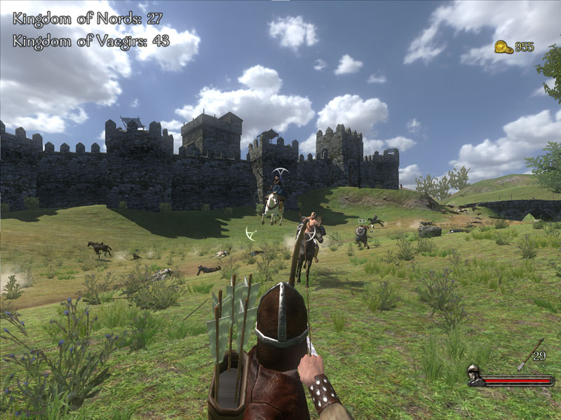 Mount Blade With Fire And Sword 1.143 кряк