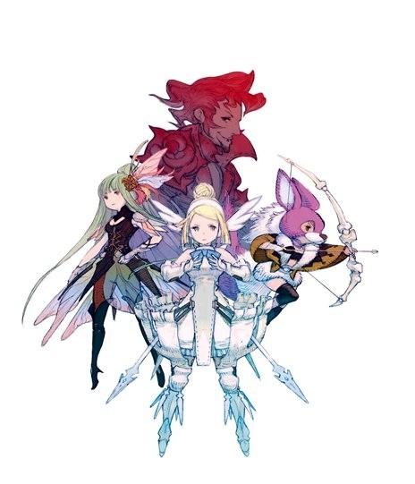 Bravely Default - Flying Fairy (Artworks, 24.08.2012) - Screenshot ...