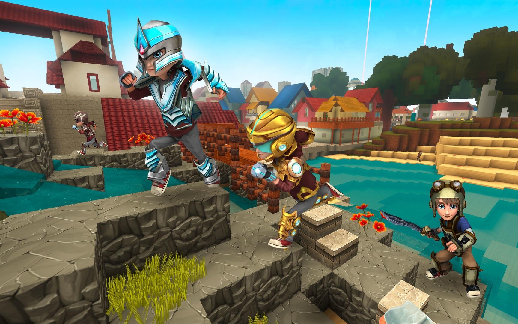 Building And Sandbox Games