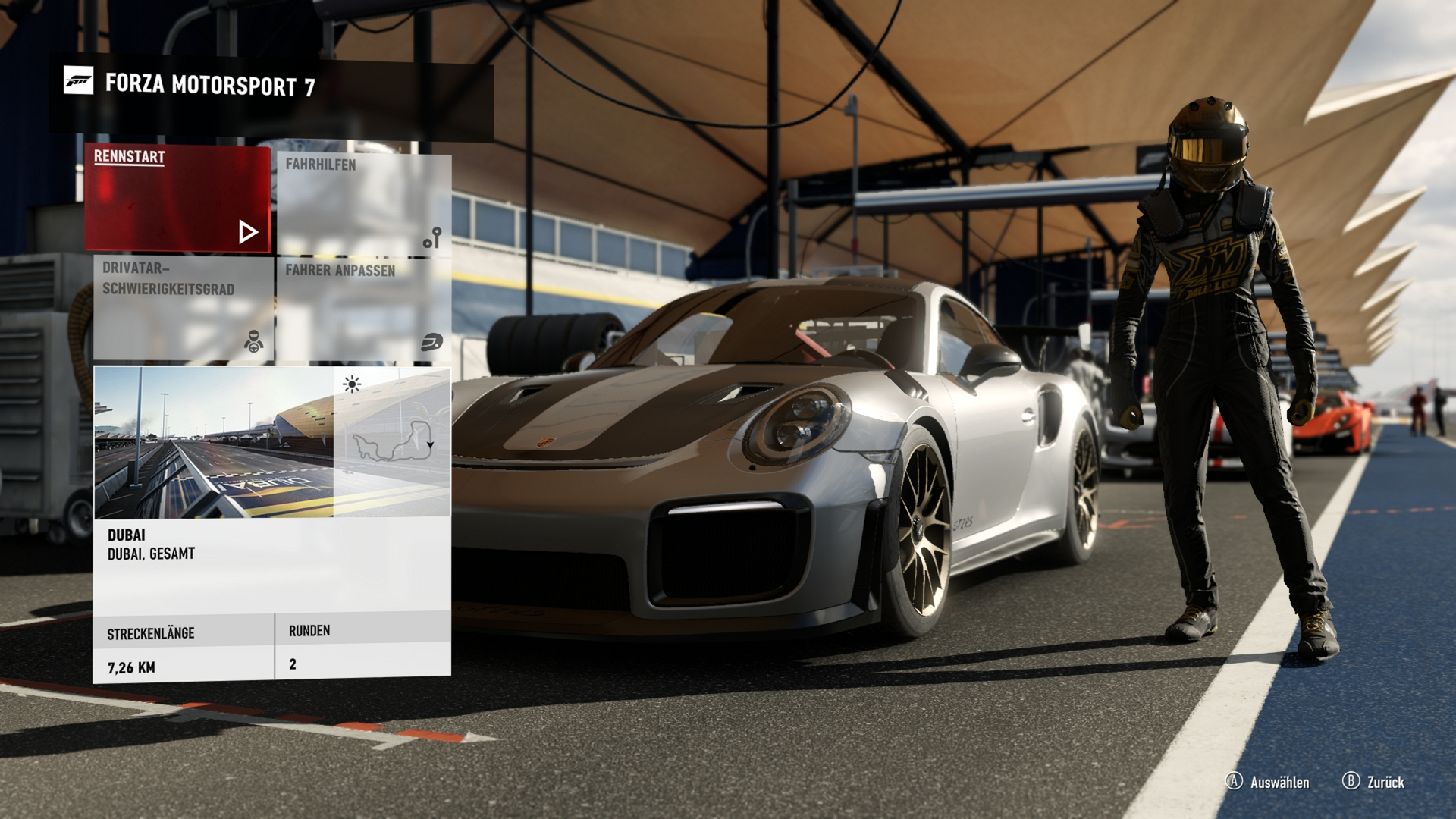 forza motorsport 7 eigene bilder aus der demo xbox one screenshot galerie. Black Bedroom Furniture Sets. Home Design Ideas