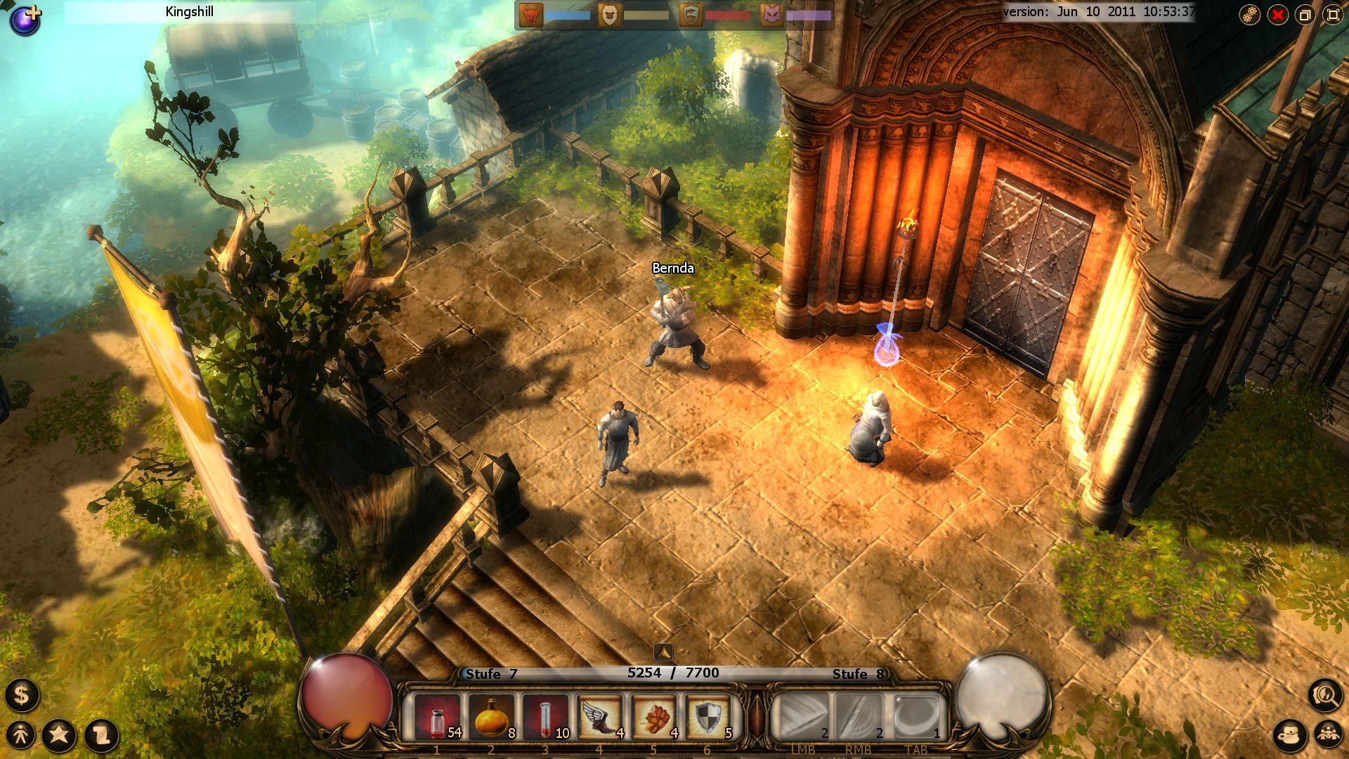 Diablo Browsergame