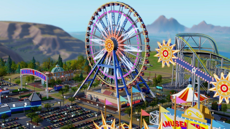 freizeitpark spiele online