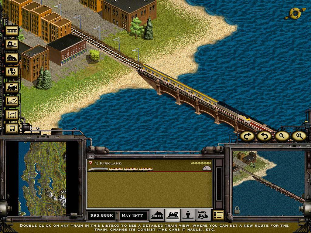 Railroad Tycoon 2 (Herstellerbilder)