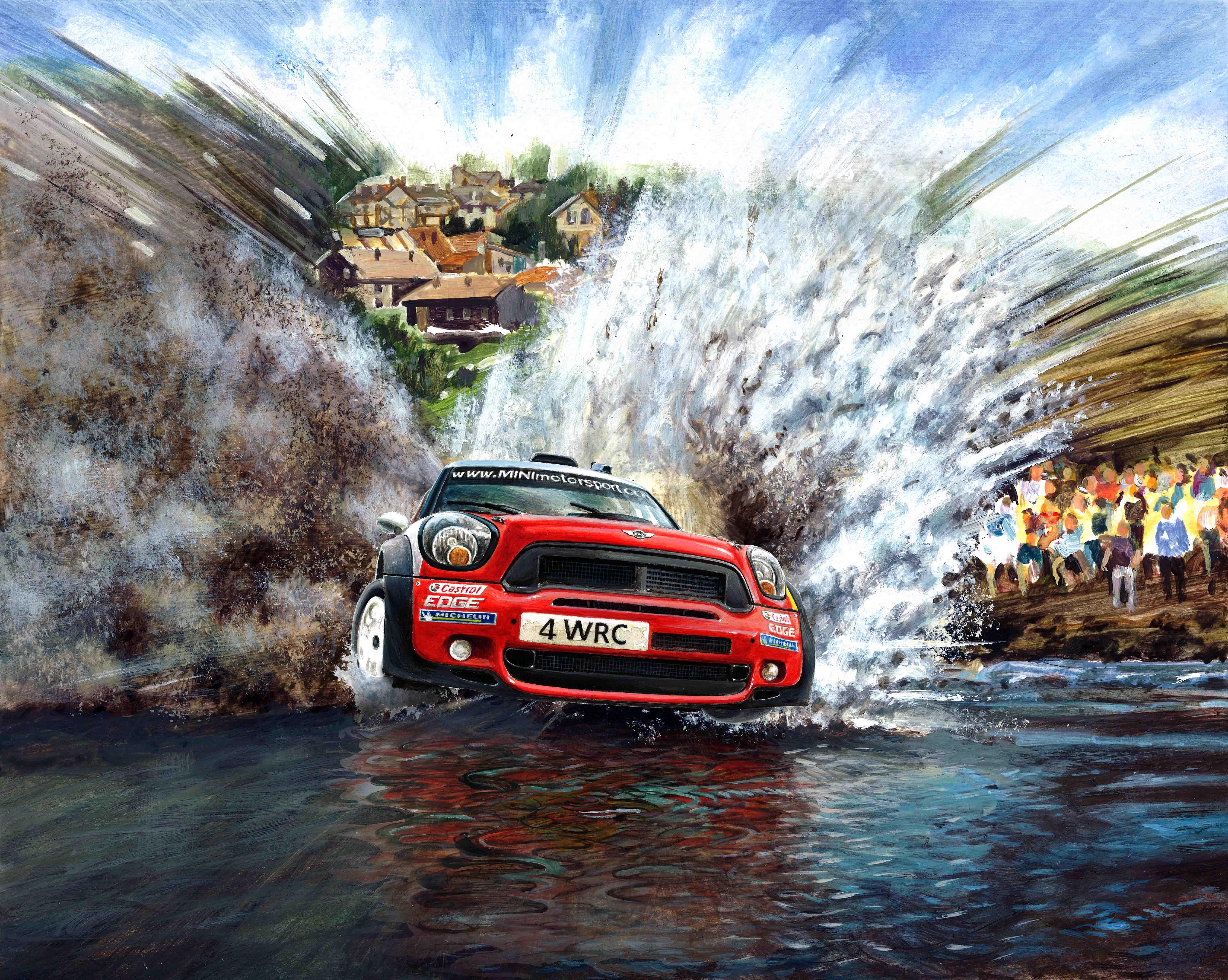Rally Racing 3