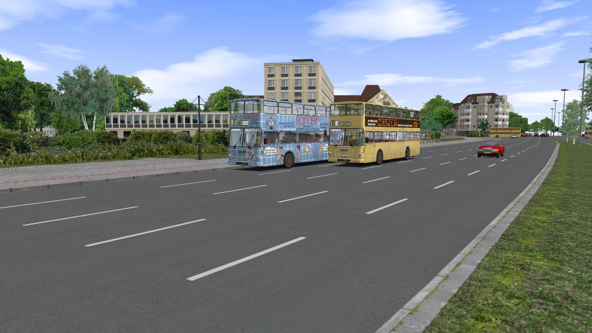 OMSI The Bus Simulator SKIDROW