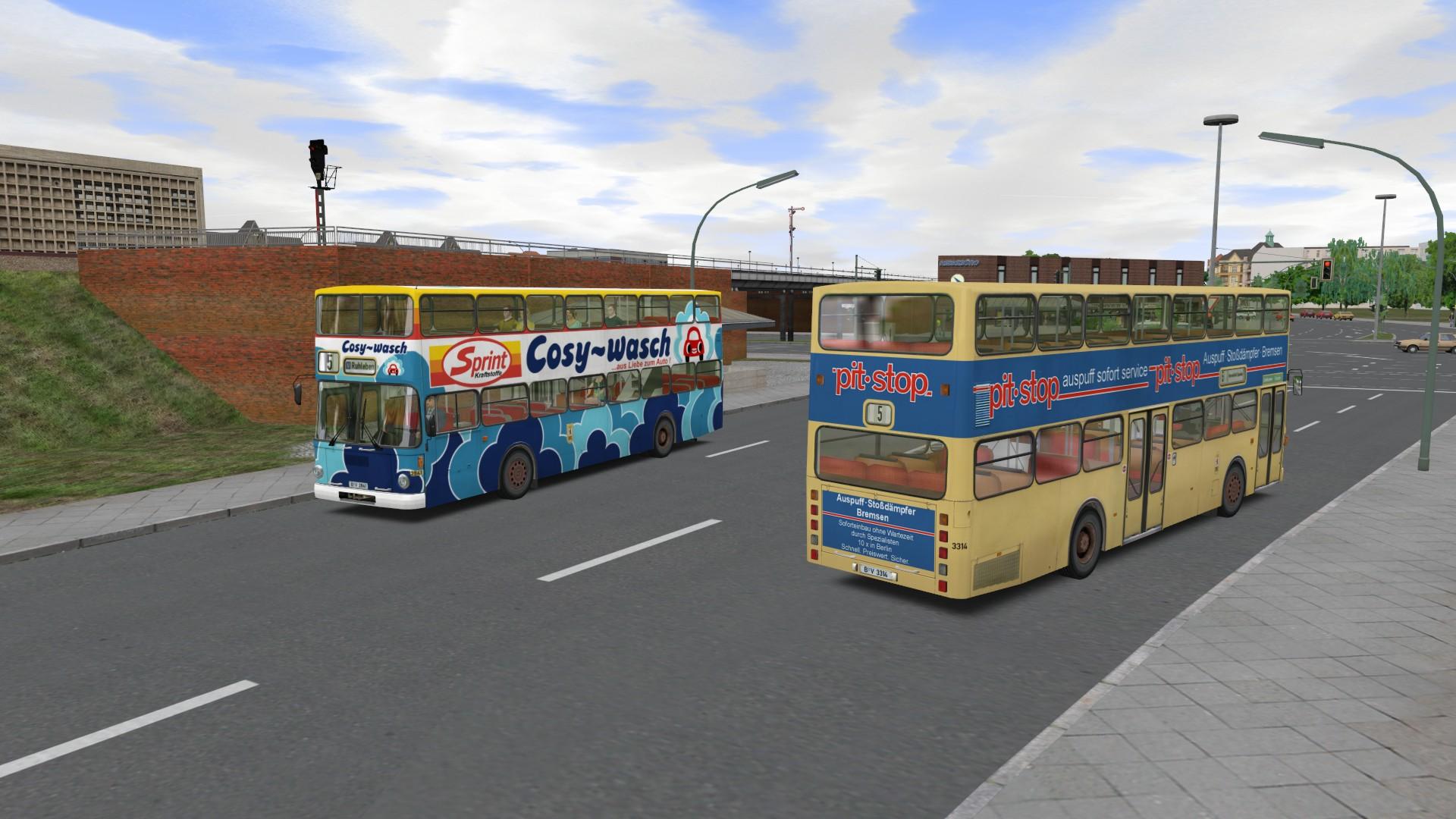 Omsi с русскими автобусами скачать игру