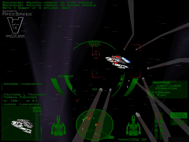 GAMES] FreeSpace 1+2 (OpenGL ES / EGL) - ODROID