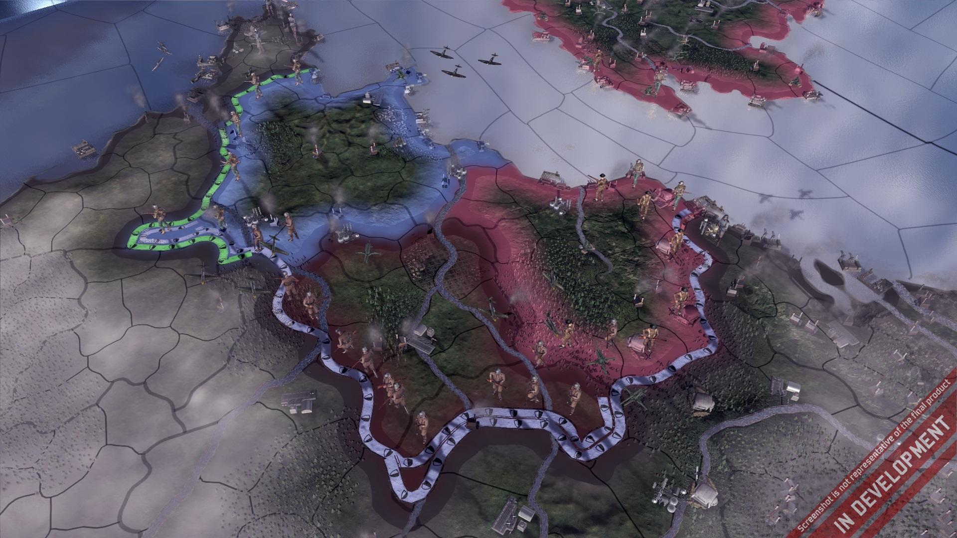 Hearts of Iron IV] Alle Infos (Release NICHT 2. Quartal) - Strategie ...