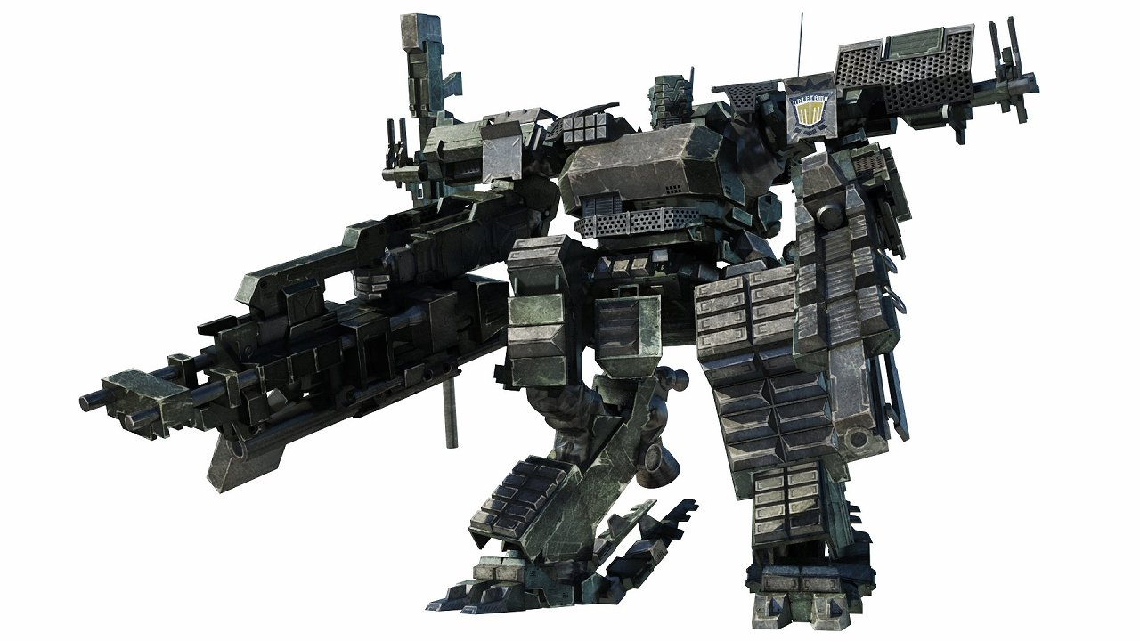Tool Artwork Armored Core 5 (Herste...