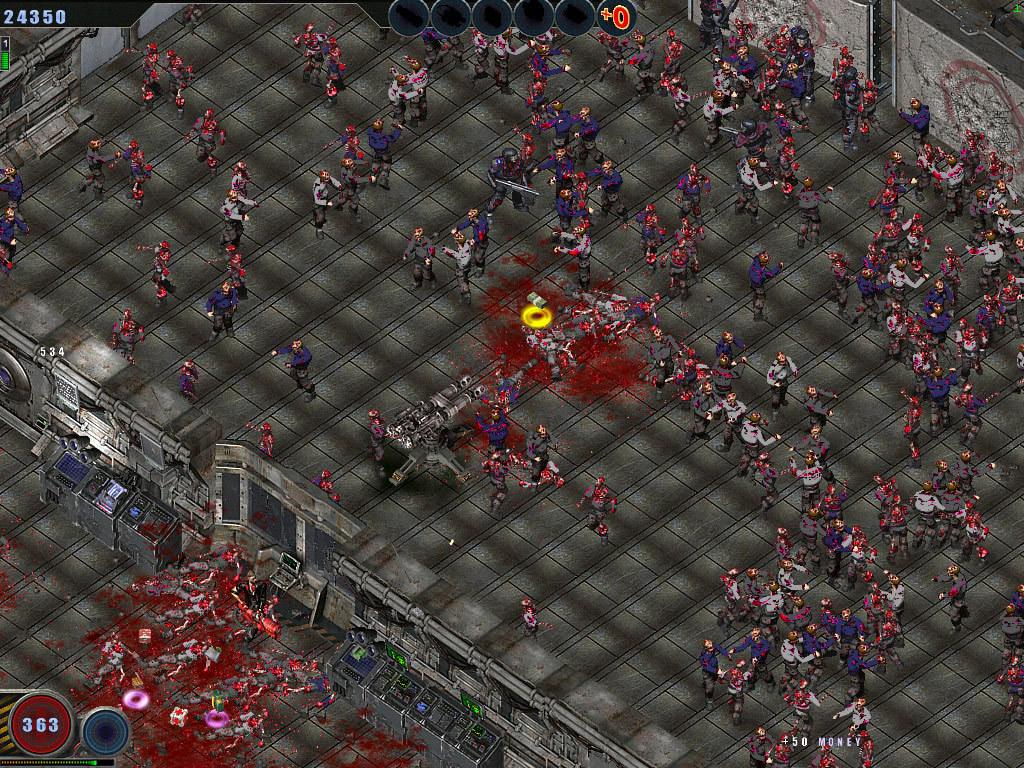Скачать игру zombie shooter 2.