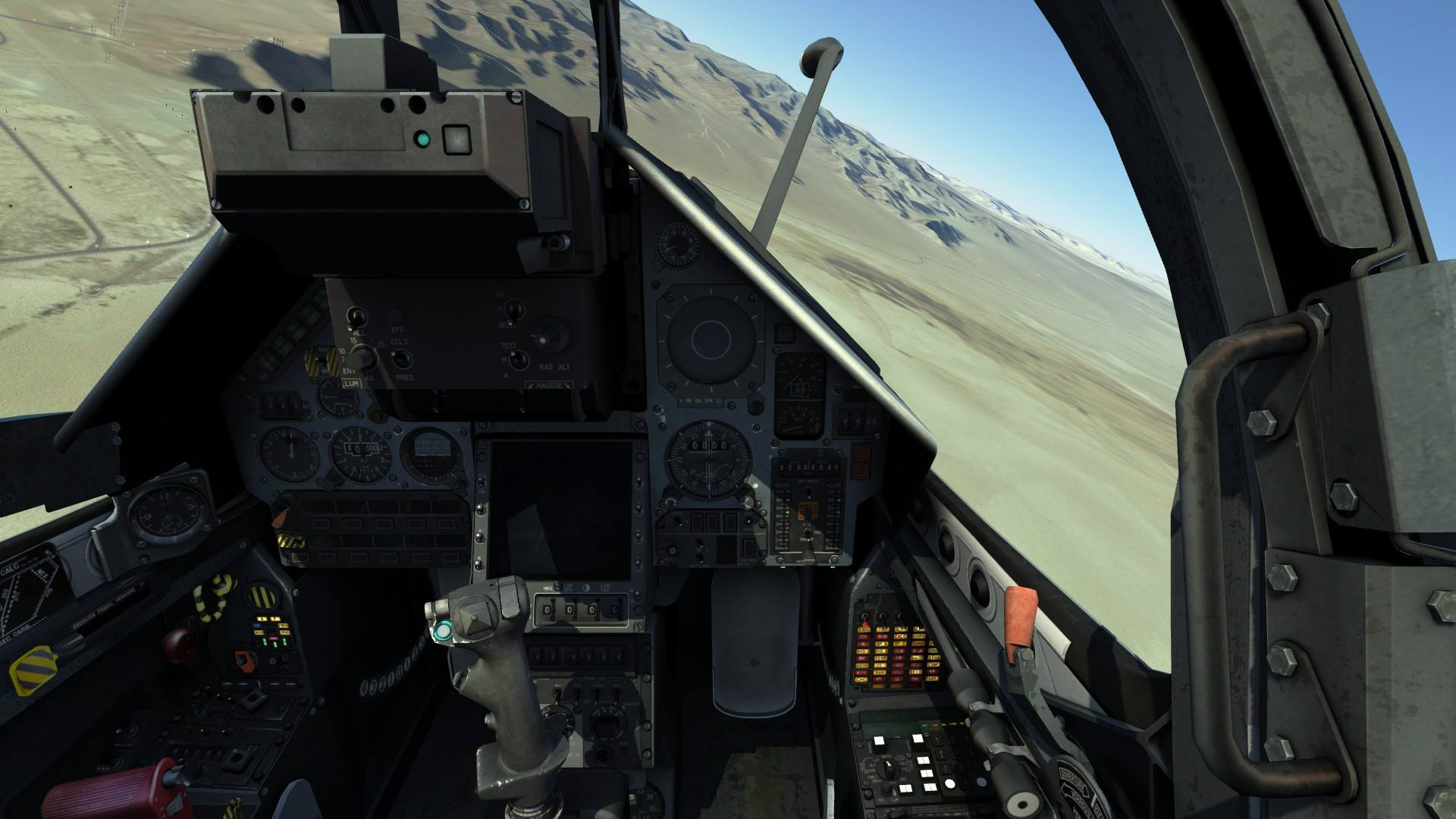 dcs how to fly the mirage