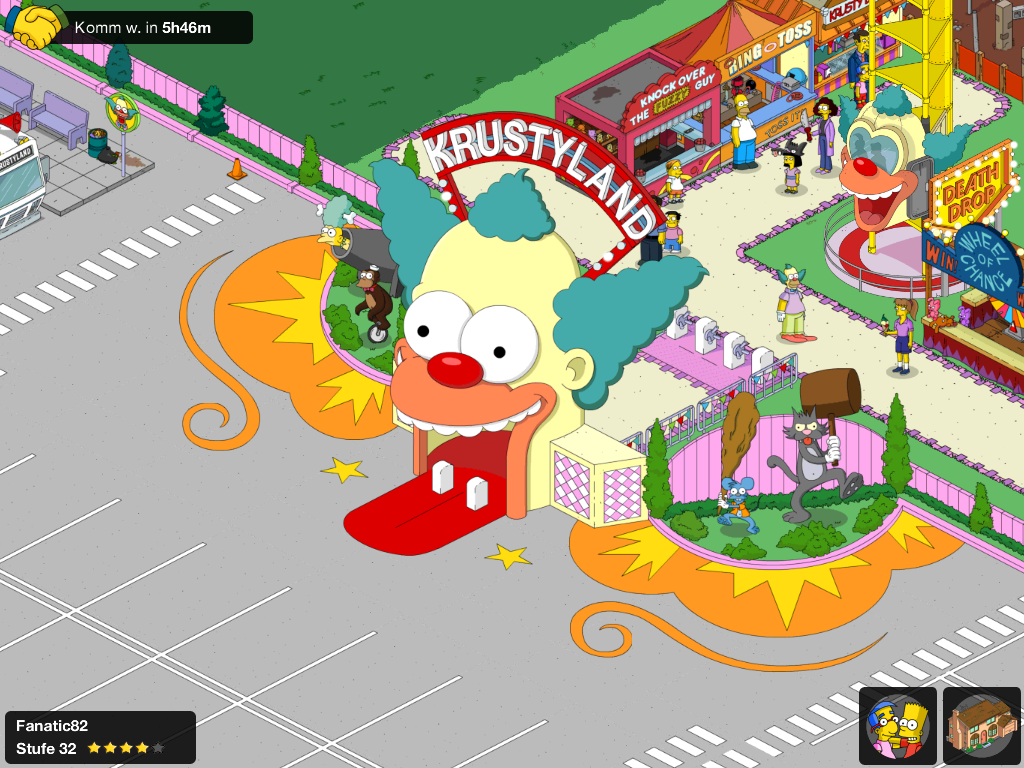 die simpsons game