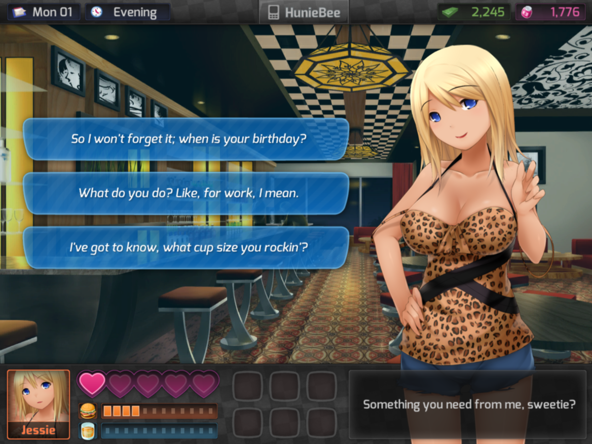 Adult dating sim free online