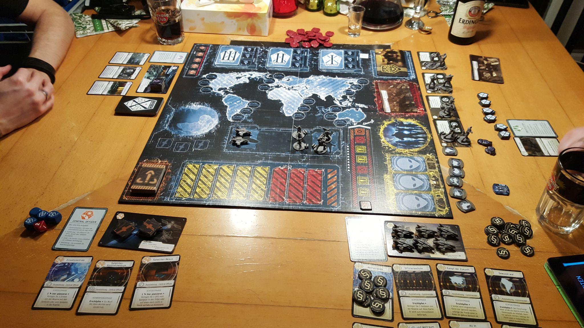 Xcom - Das Brettspiel Test | GamersGlobal.de