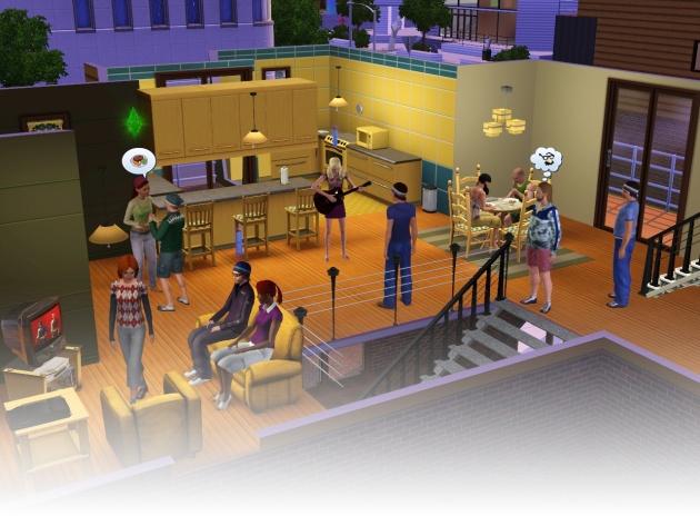 Beziehungskrise Test die sims 3 test s 1 gamersglobal de