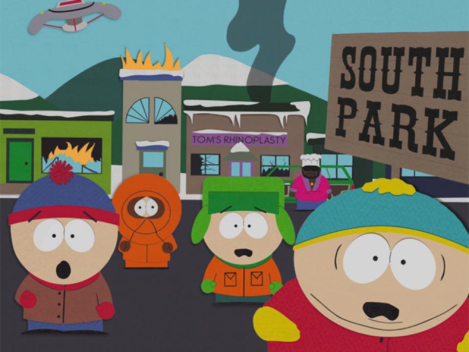 south park spiele