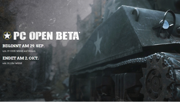 how to get call of duty ww2 beta pc