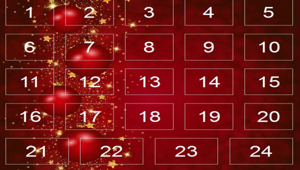 online adventskalender elektronik gutscheine und sonstiges upd news. Black Bedroom Furniture Sets. Home Design Ideas
