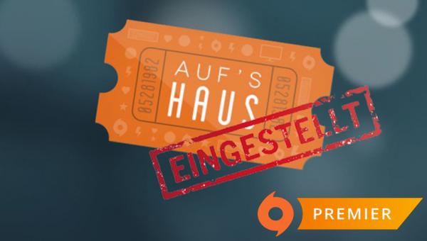 """EA """"Auf s Haus"""" Programm eingestellt Origin Access"""
