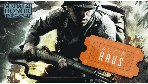 "Medal of Honor Pacific Assault bei Origin gratis ""Auf s"