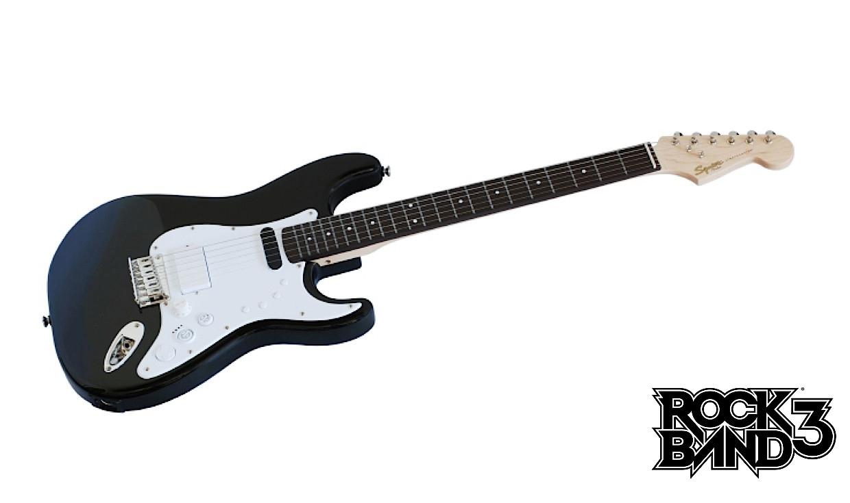Rock Band 3: Funktionsfähige Gitarre als Controller (+Video) - News ...
