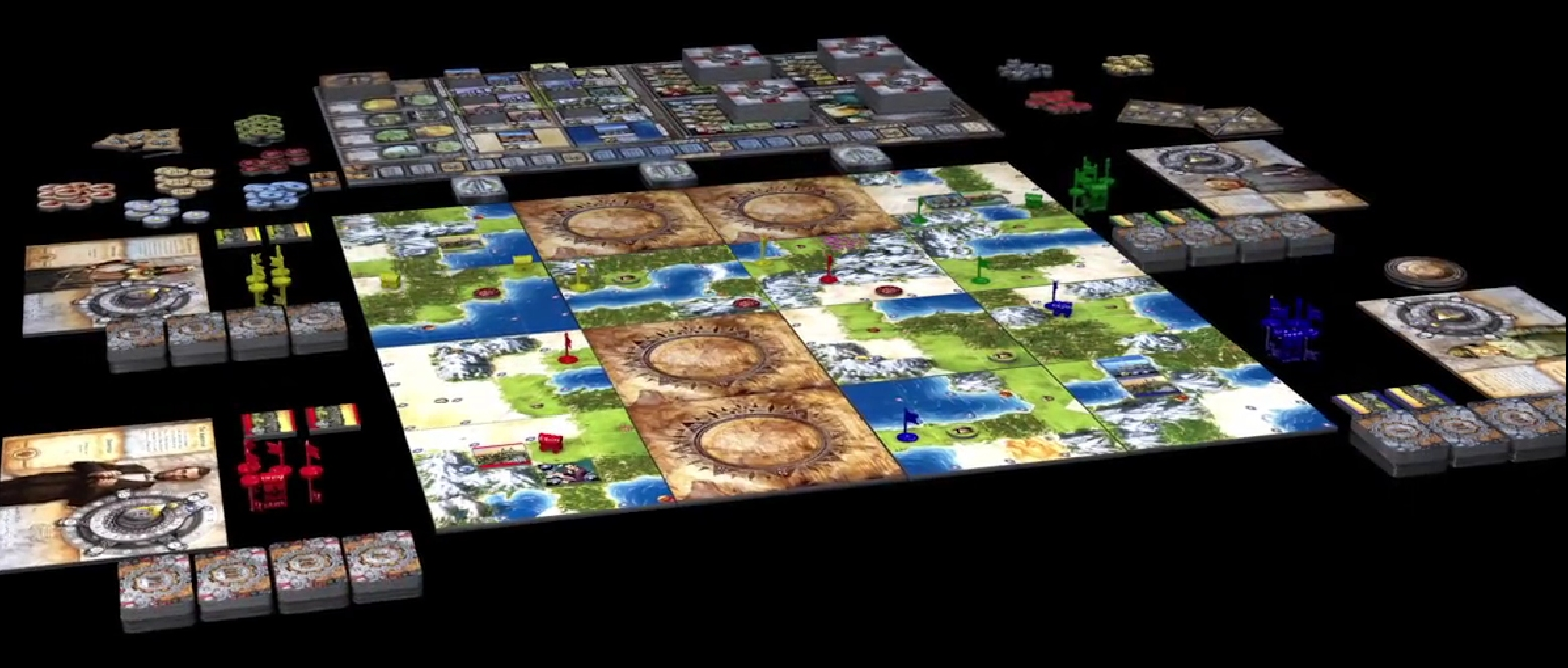 civilization the board game video news. Black Bedroom Furniture Sets. Home Design Ideas