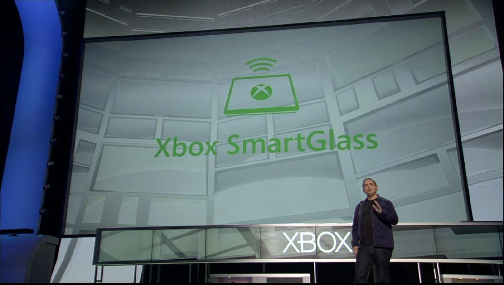 how to use smartglass on xbox 360