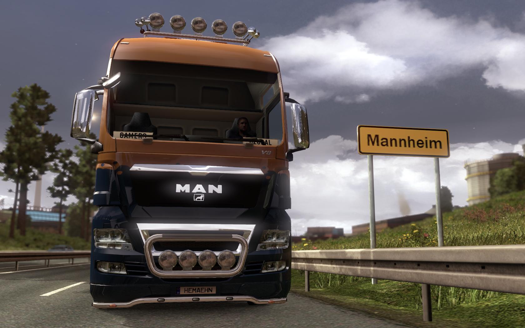 euro truck simulator 2 patch 1 9 bringt besseres. Black Bedroom Furniture Sets. Home Design Ideas
