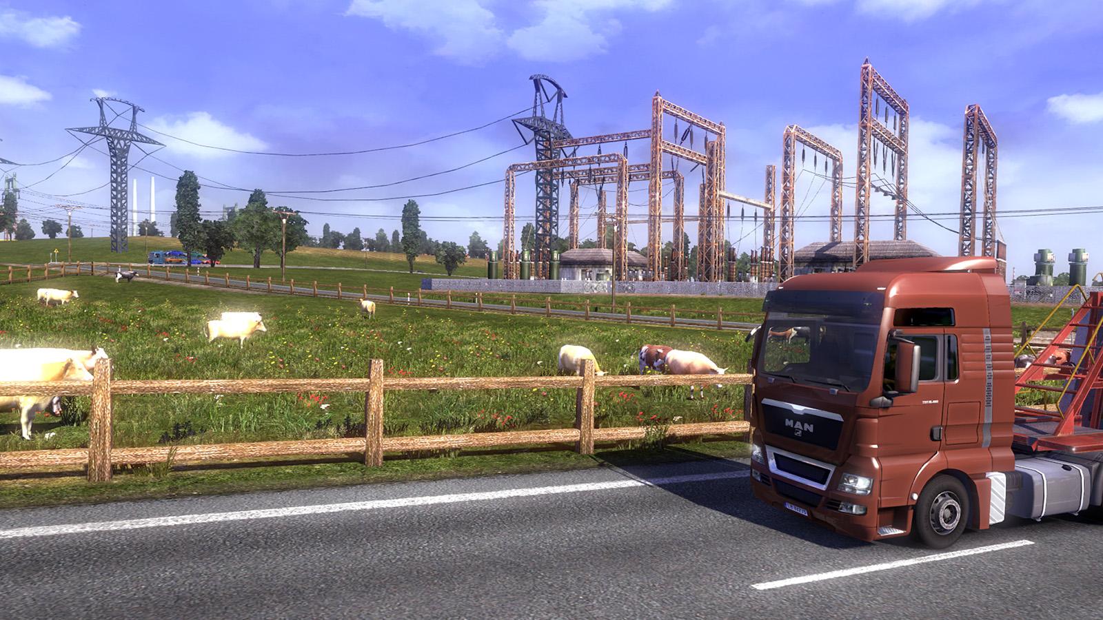 euro truck simulator 2 patch 1 5 2 und dlc preload news. Black Bedroom Furniture Sets. Home Design Ideas