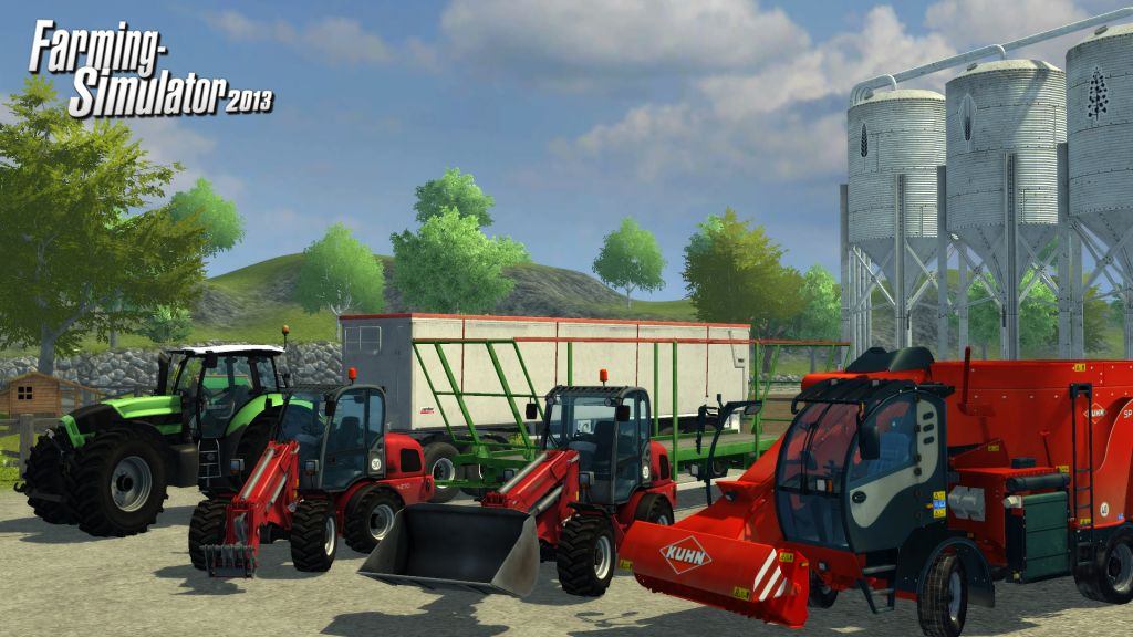 landwirtschafts simulator 2013 auch f r xbox 360 und ps3. Black Bedroom Furniture Sets. Home Design Ideas