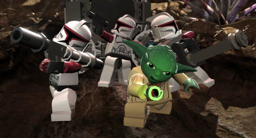 Worksheet. Lego Star Wars 3 Witzige TVSpots verffentlicht  News