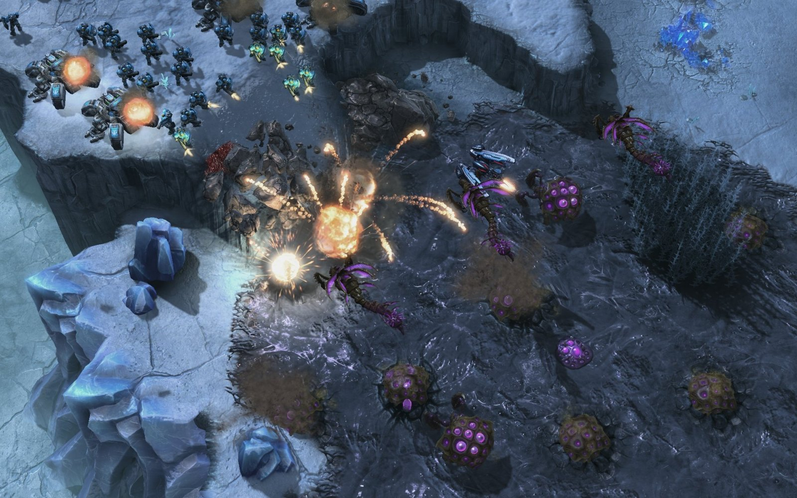 heart of the swarm matchmaking Starcraft ii: heart of the swarm is an expansion pack to the military science fiction  real-time strategy game starcraft ii: wings of liberty by blizzard entertainment.