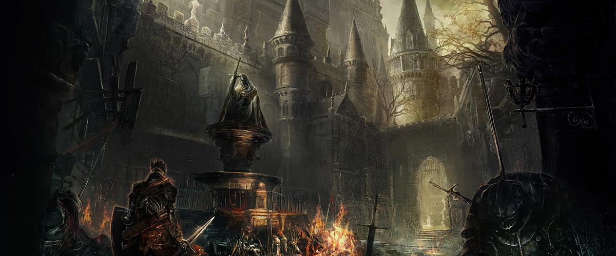 Dark souls 3 game director verr t details zum level for Dark souls 3 architecture