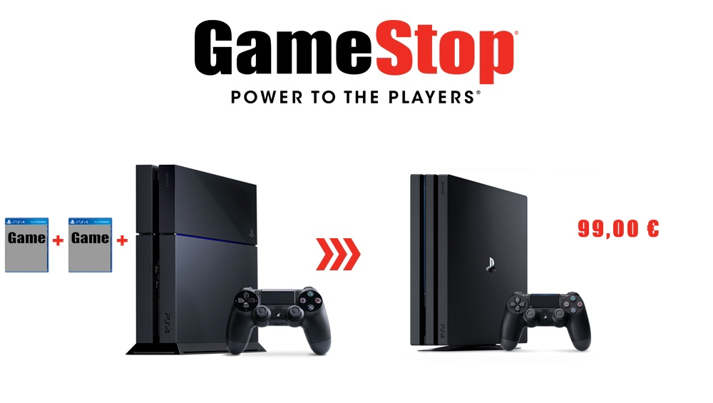 gamestop reagiert auf die kritik zur ps4 ps4 pro tauschaktion neue faqs ver ffentlicht. Black Bedroom Furniture Sets. Home Design Ideas