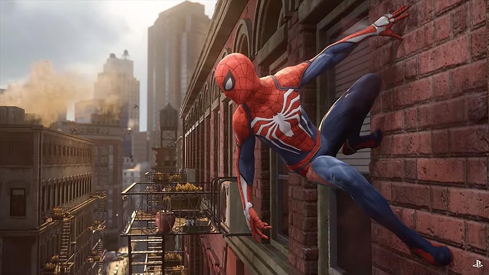 spider mann spiele