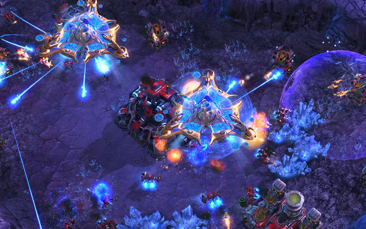 Starcraft 2 wird free to play details und trailer news for Star craft 2 free 2 play